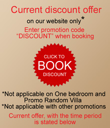 "Click for ""discount""booking"